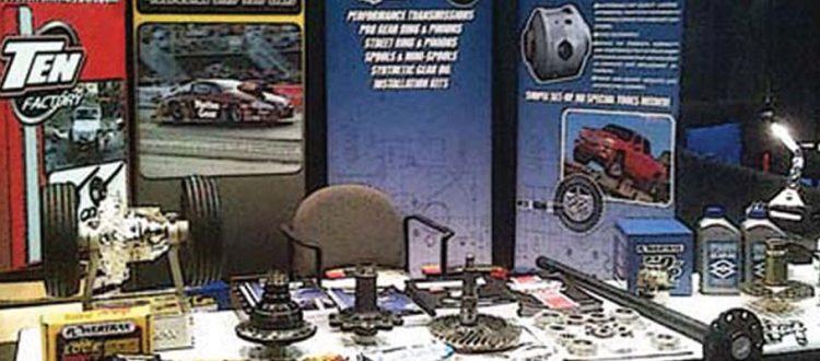 Powertrax at SEMA and PRI Shows